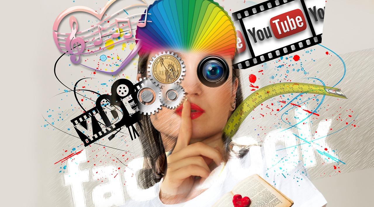 פרסומת צבעונית