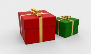קופסאות של מתנות