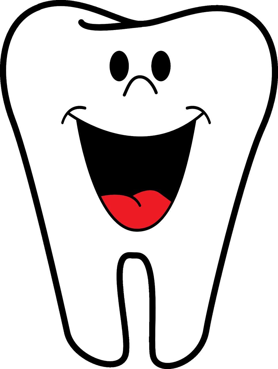 שן בריאה