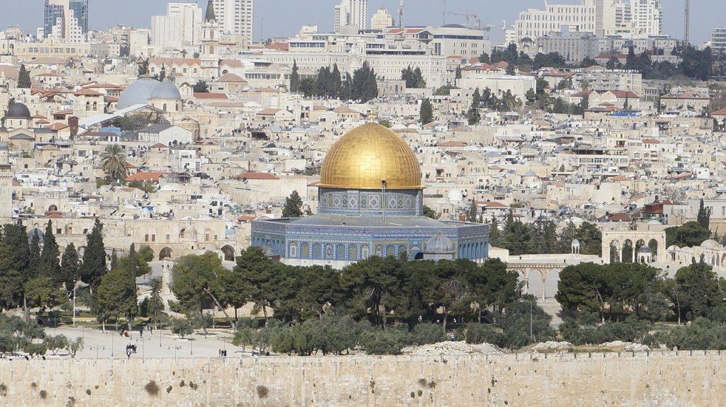 ירושלים נוף העיר