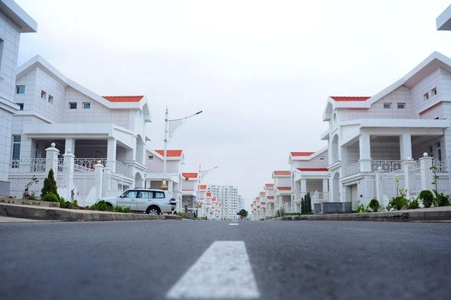 שכונת מגורים