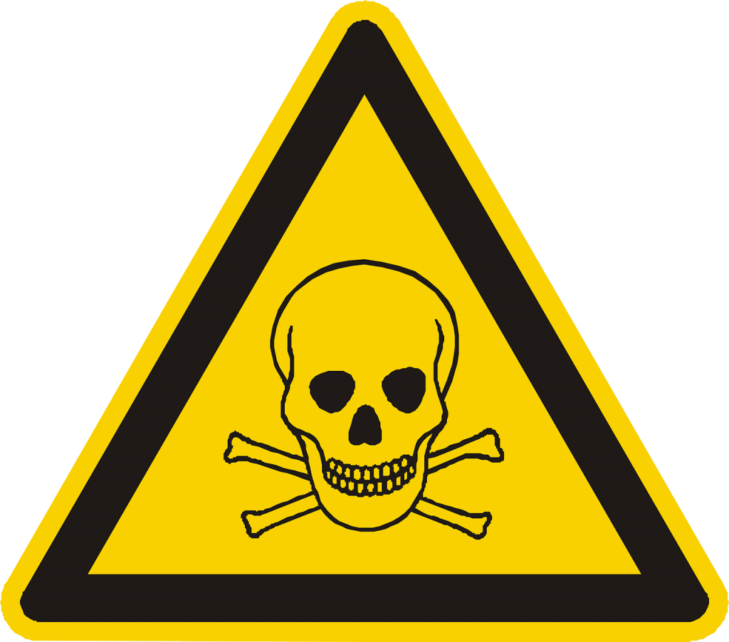 אזהרה רעילה